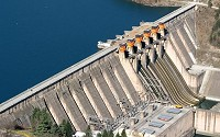 Hydroelectric Power Plants produce about 24 percent of the world's electricity and supply more than 1 billion people with power.